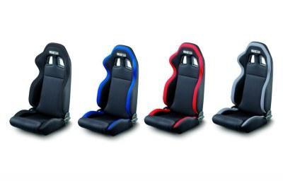 Fotel Sparco R100 - GRUBYGARAGE - Sklep Tuningowy